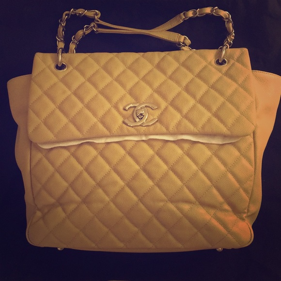 b9973b6096f1 CHANEL Bags | Classic Quilted Flap Bag With Top Handle | Poshmark